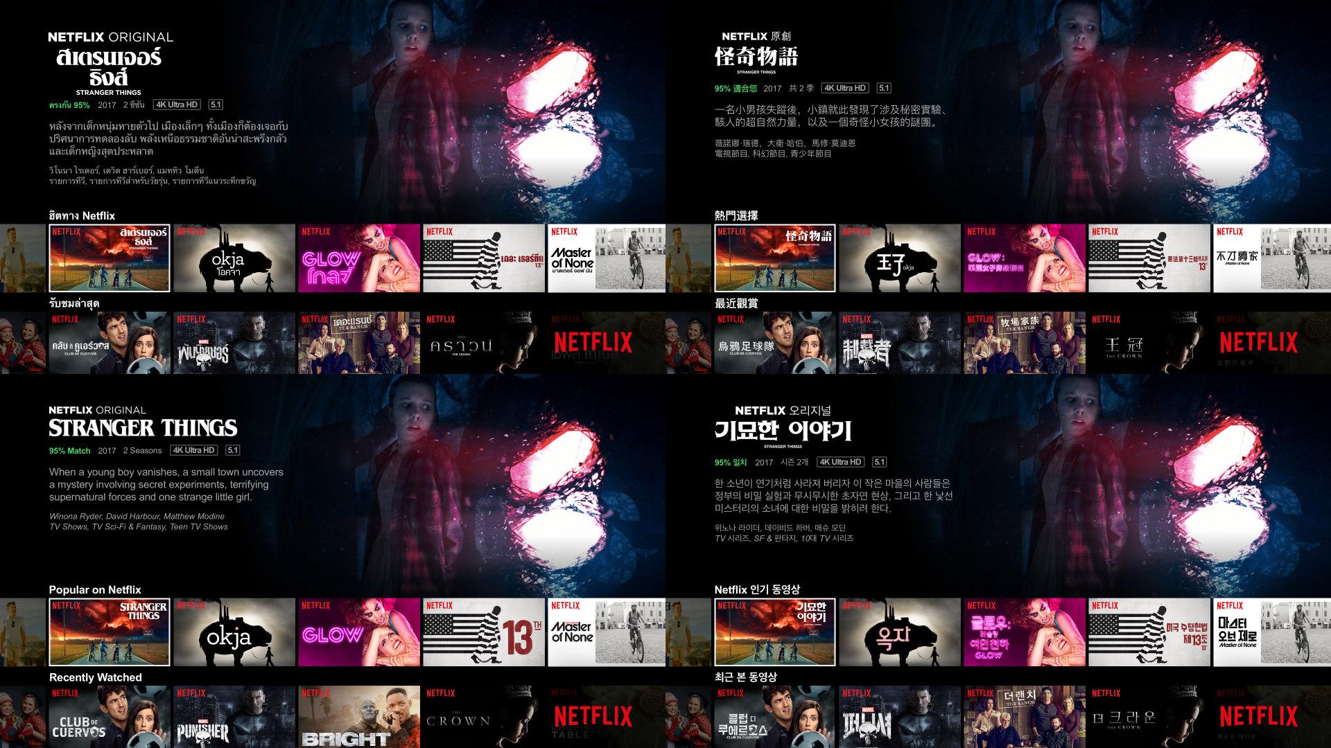 海外版Netflixを視聴する