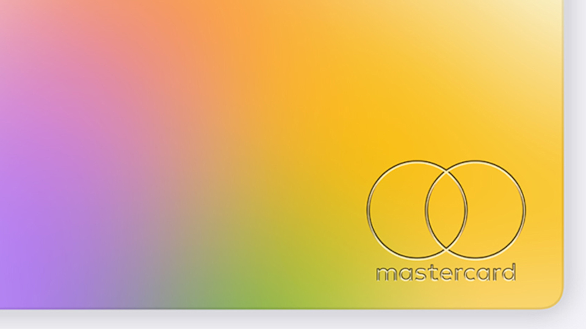 Appleカードはマスターカードと提携