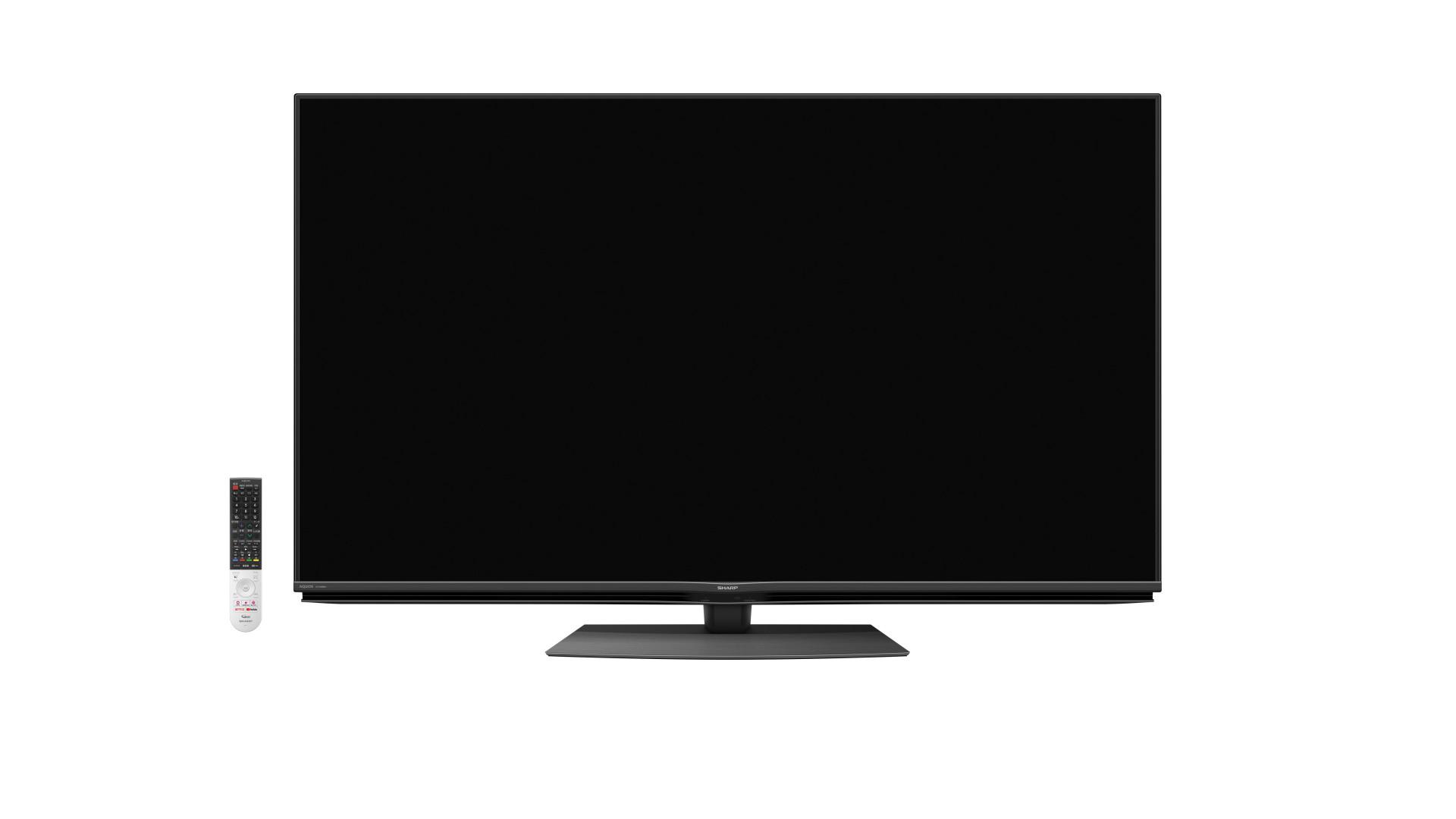 シャープ 4Kチューナー内蔵薄型TV AQOUS 4K BN1