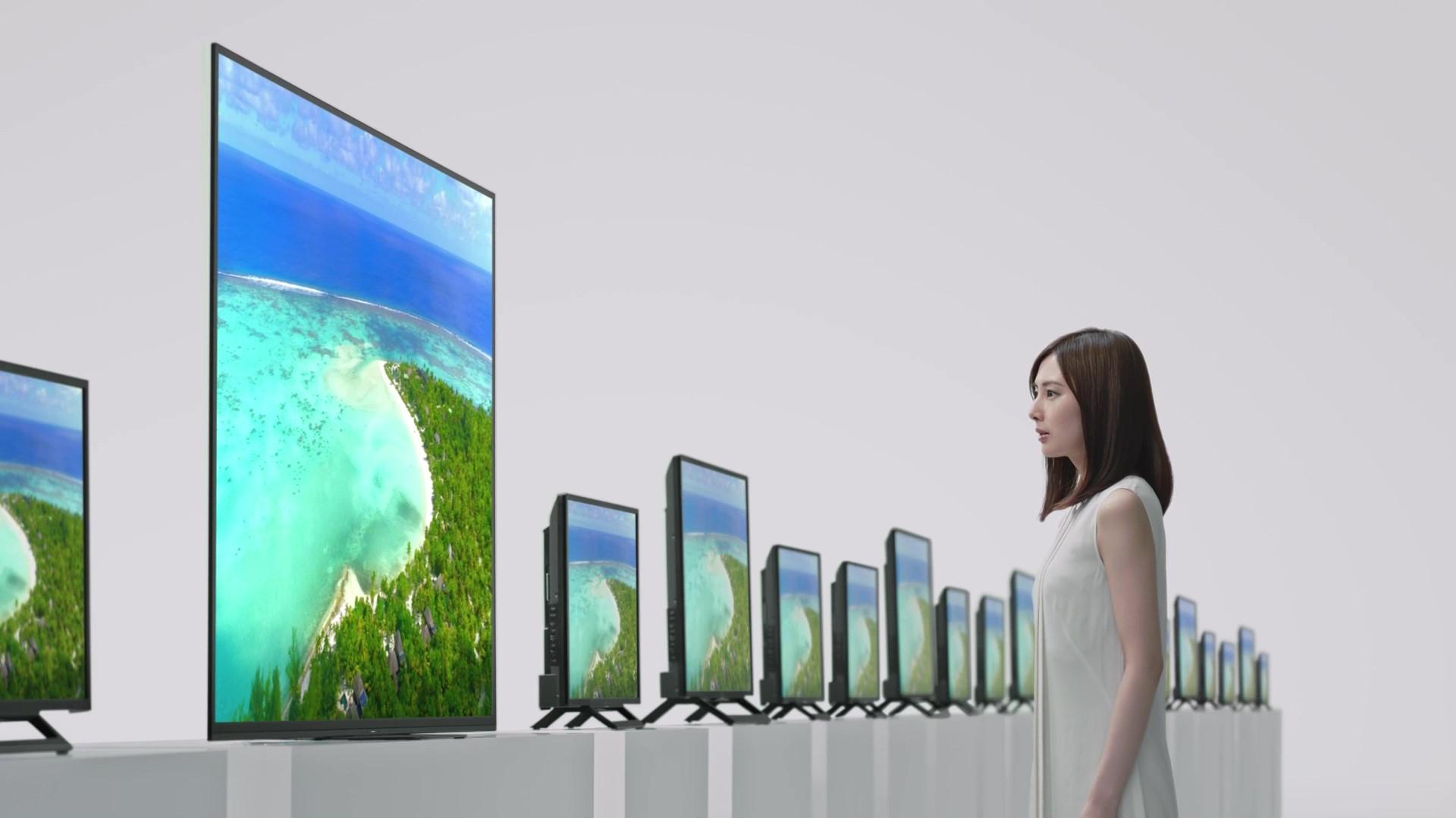 ソニー ブラビア 4Kチューナー内蔵薄型TV