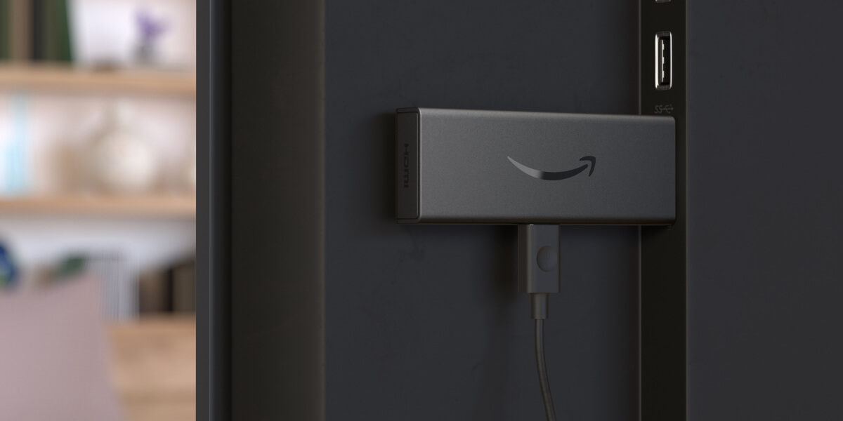 Amazon Fire TV Stick 第3世代は無線接続が改善された