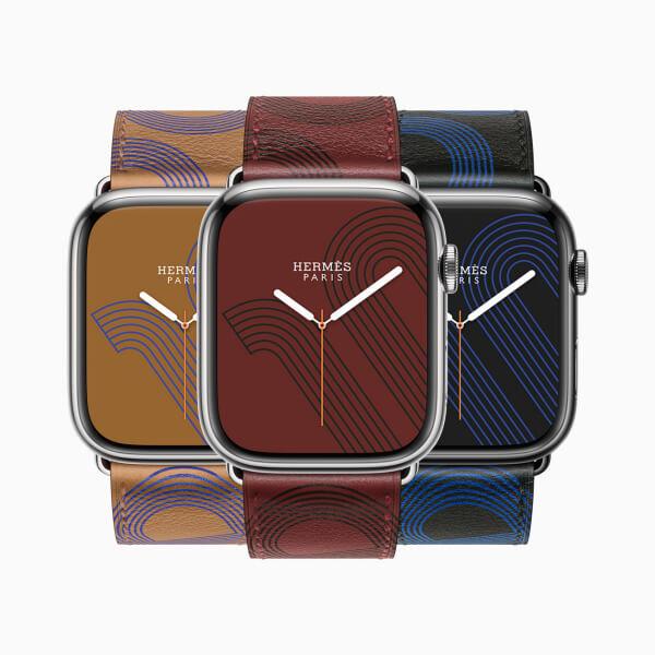 Apple Watch Series 7 コラボレーション エルメス モデル