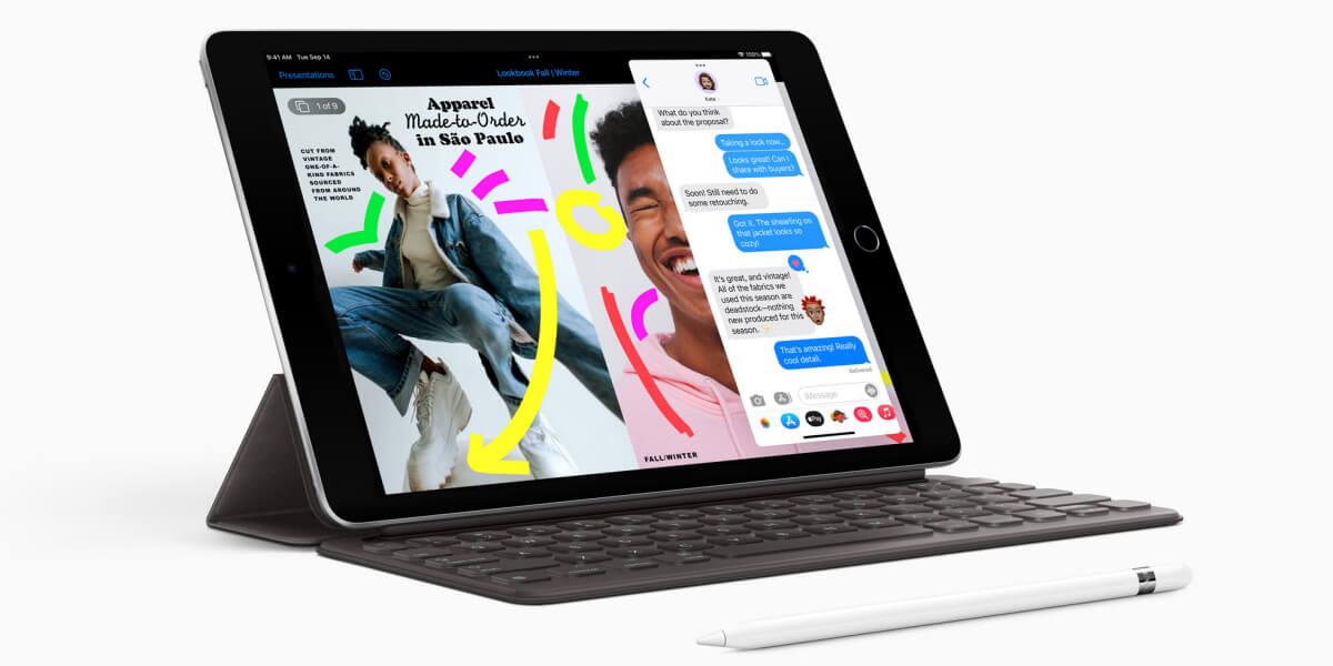 第9世代の無印iPad 10.2インチ