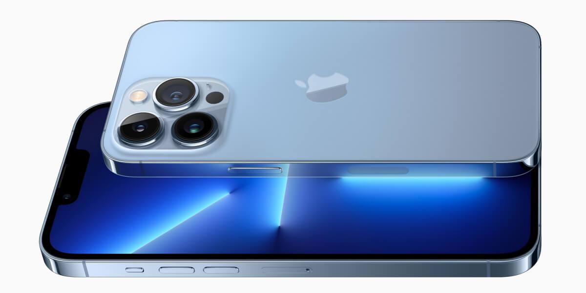 iPhone 13 ProとiPhone 13 Pro Maxのサイズ比較